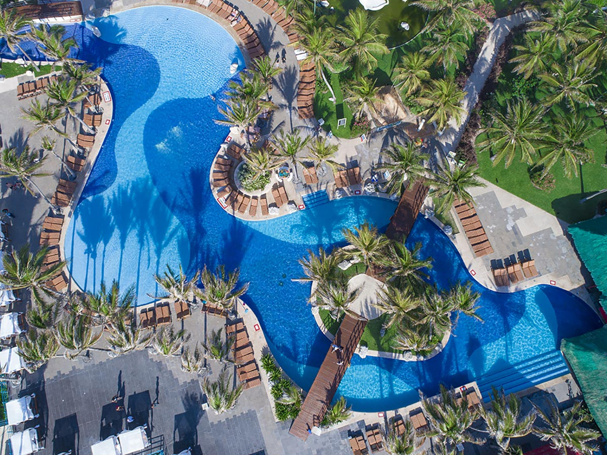 The Pyramid at Grand Oasis Cancún | Deluxe All Inclusive